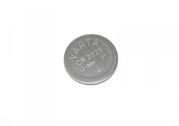 Knopfbatterie für Autoschlüssel Original Audi / VW VARTA Batterie CR2025