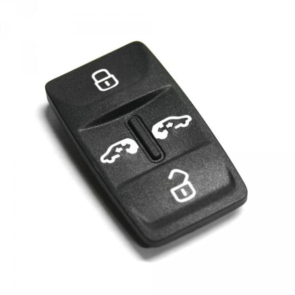 Original VW Tastenabdeckung Schlüssel Zündschlüssel Symboleinsatz 4 Tasten