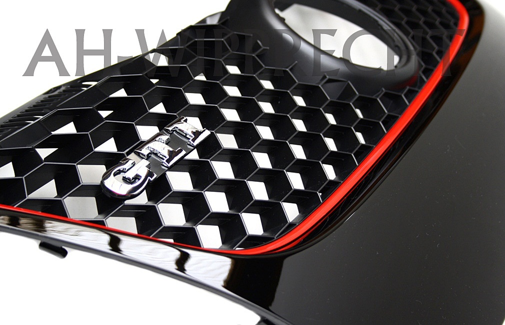 vw golf 5 gti grill k hlergrill original tuning ahw. Black Bedroom Furniture Sets. Home Design Ideas