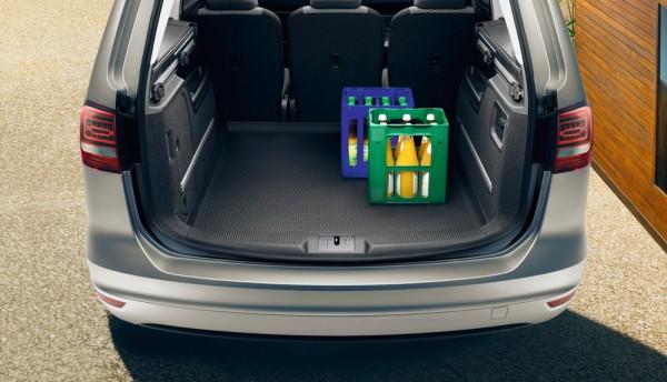 Gepäckraumeinlage Original VW Sharan 7N Kofferraum Einlage Schutz 7N0061160