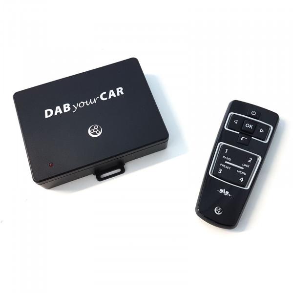 Original VW Nachrüstsatz DAB+ Radio Digitalradio Fernbedienung Radioempfang Funkantenne 000063212
