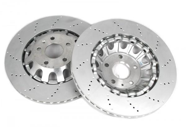 Bremsscheiben Original Audi RS3 8P Scheibenbremsen belüftet 370x32mm 8P0615301C