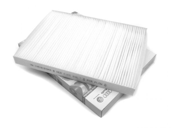 Original VW Skoda Seat Pollenfilter Innenraumfilter Staub Filter Inspektion