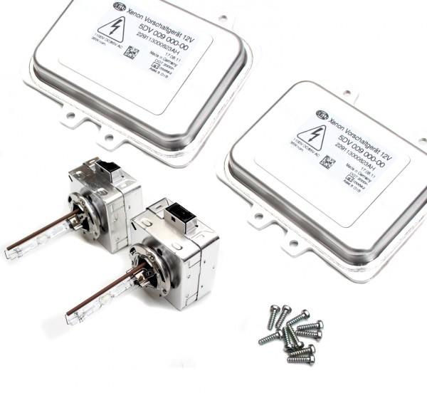 Golf 6 Xenonlampe + Steuergerät SET für LED Scheinwerfer