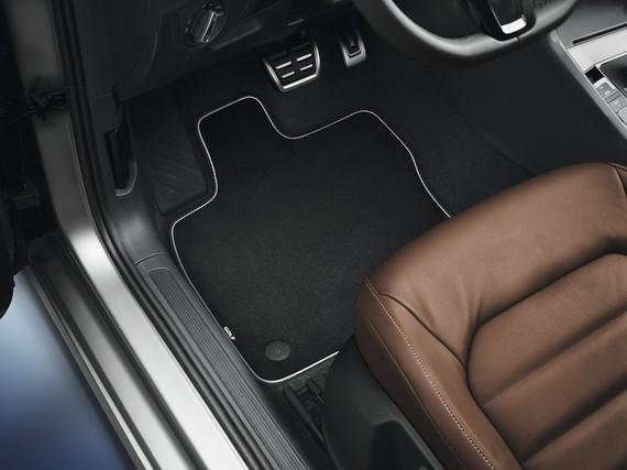 Fußmatten VW Golf Sportsvan Original Premium Velours