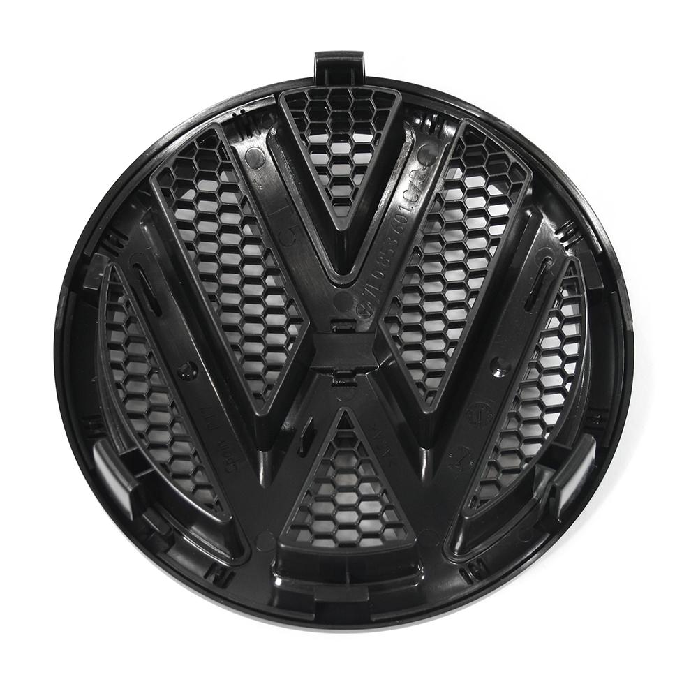 vw emblem original vw t5 transporter k hlergrill zeichen. Black Bedroom Furniture Sets. Home Design Ideas