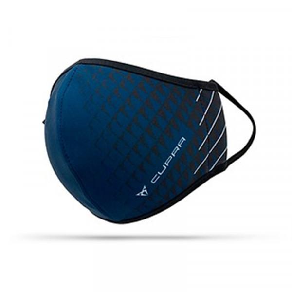 Original Seat CUPRA Mund-Nase-Abdeckung Alltagsmaske 6H1093100A, Größe L