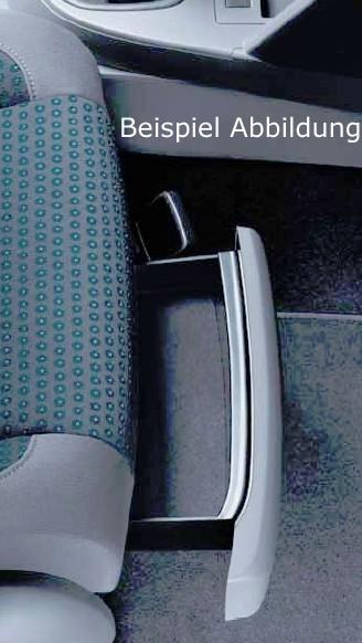 vw golf plus sitzschublade nachr stsatz golf 5 6 plus original becherhalter brillenf cher. Black Bedroom Furniture Sets. Home Design Ideas
