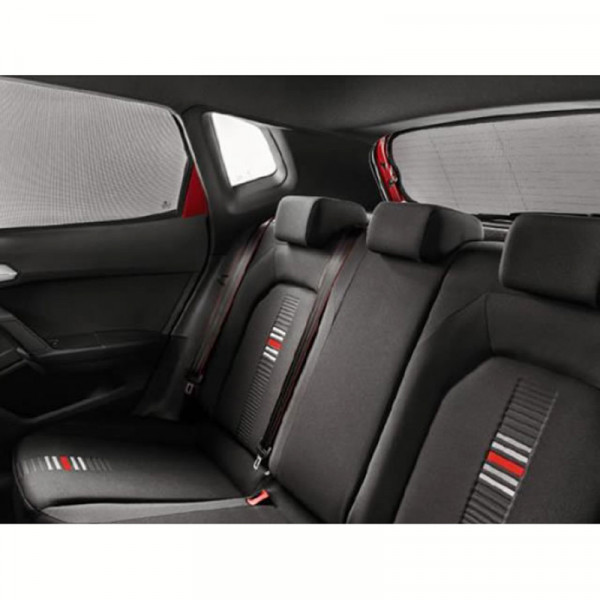 Original Seat Arona Sonnenschutz für Seitenfenster Sonnenrollos Türen hinten 2-teilig