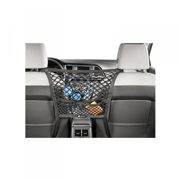Original Seat Leon (5F) Zwischensitznetz Ablage Netz Aufbewahrungsnetz Gepäcknetz