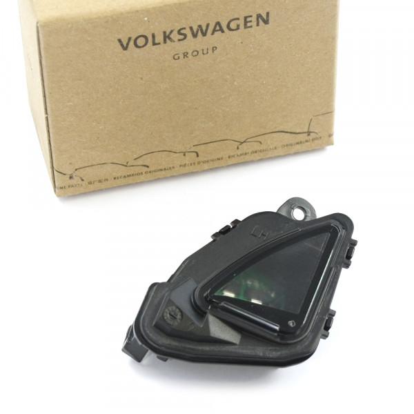 Original VW Skoda Umfeldleuchte links Außenspiegel LED Leuchte Spiegel