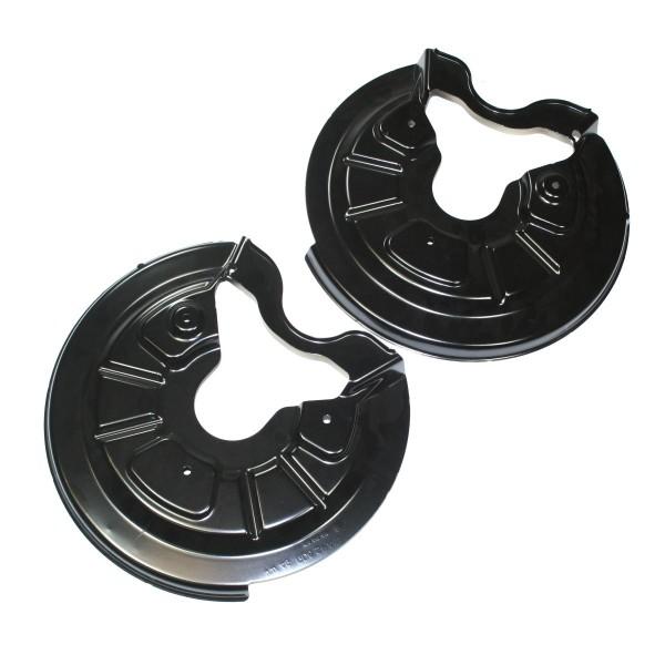 Bremsenblech Deckblech Bremsscheiben Original VW Bremsen Hinterachse 1T0615611B 1T0615612B