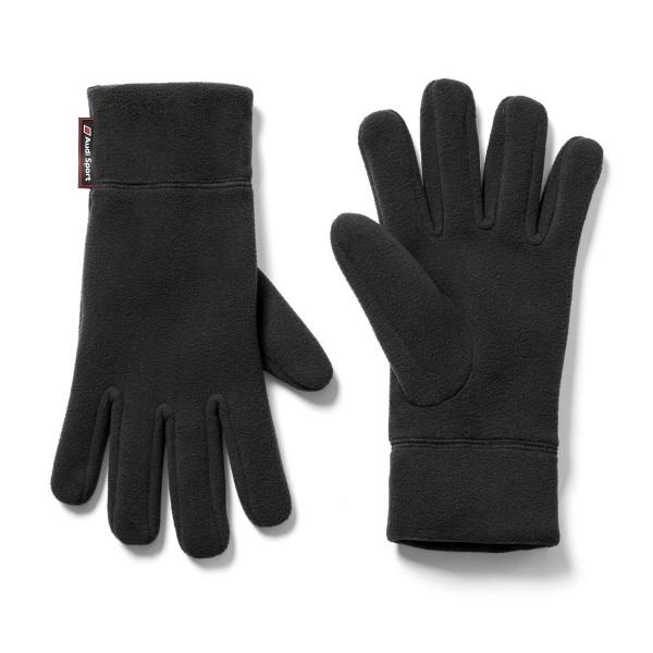 Fleece Handschuhe Original Audi Sport Fleecehandschuhe grau unisex