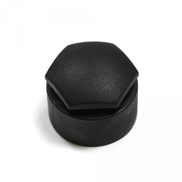 Original Audi Radschrauben Kappe diebstahlhemmend schwarz