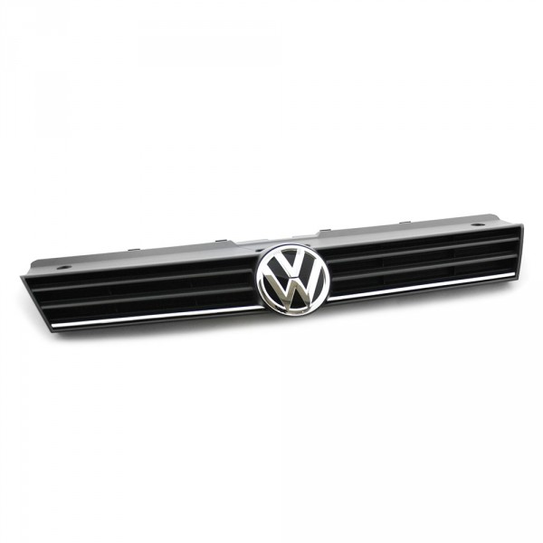 Original VW Polo 5 (6C) Highline Komfortline Kühlergrill Chromleiste Tuning Grill