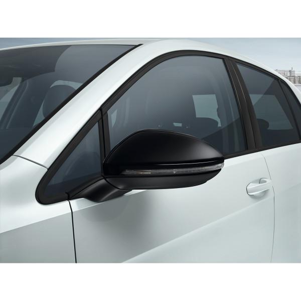 Original VW Golf 7 (5G) Spiegelkappen schwarz Hochglanz Außenspiegelkappen