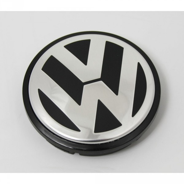 Original VW Radkappe Abdeckkappe Nabenabdeckung Alufelge chrom schwarz
