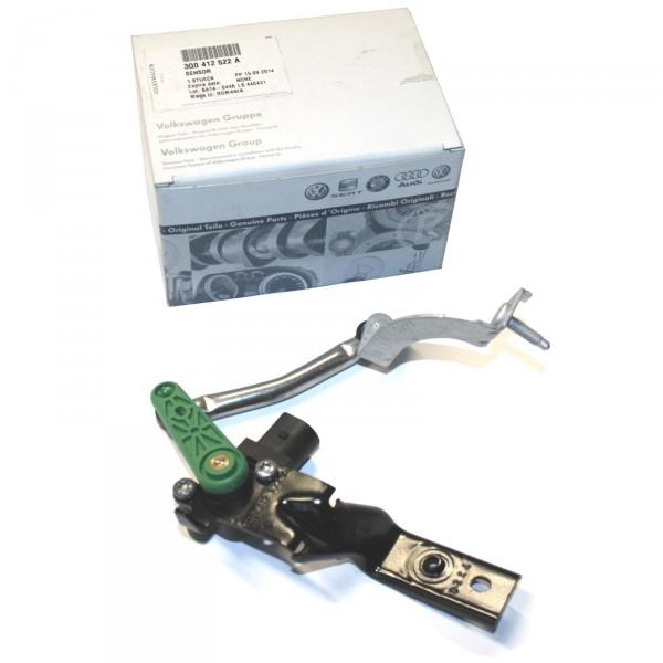 Niveausensor Leuchtweitensensor Original VW Passat vorn rechts Sensor 3Q0412522A
