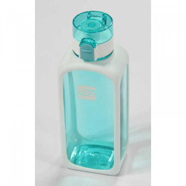 Original Seat Trinkflasche Tritan Flasche weiß 6H1069601AKCB