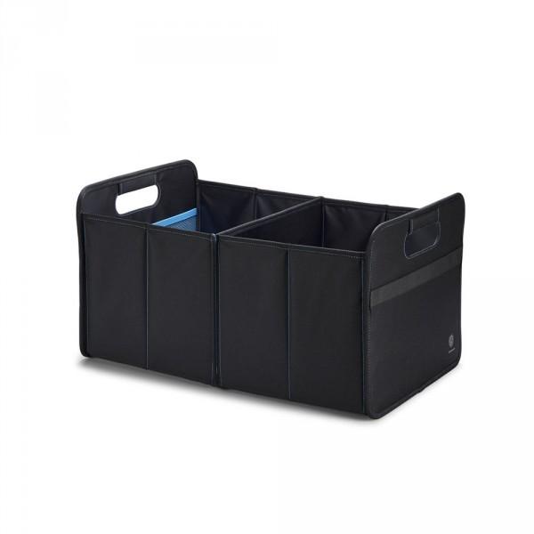 Original VW Faltbox Tasche Box Transport Faltschachtel schwarz blau