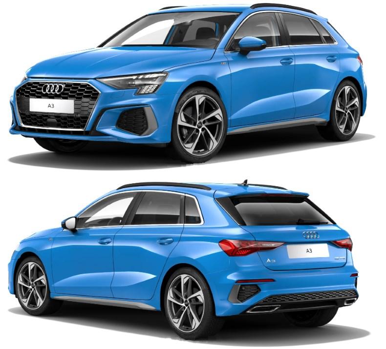 Audi A3 (Typ 8Y) ab 2020