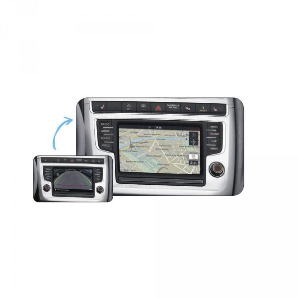 Navigationsumrüstung 3Q0057874C Discover Media Original VW für Modelljahr 2018