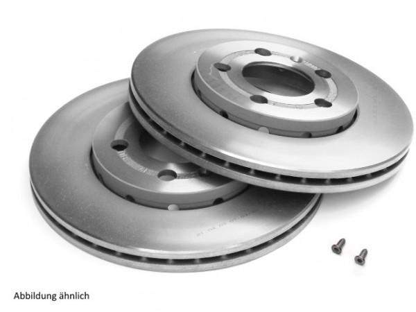 Original Audi Bremsscheiben Hinterachse Scheibenbremsen Bremsen 80A615601B