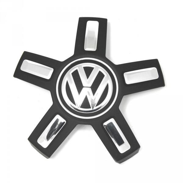 Original VW Radkappe Radzierkappe Nabendeckel Zierkappe chrom silber