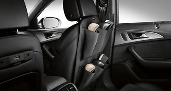 Schuh Organizer Original Audi Sitz Kopfstütze Tasche 4L0061609A