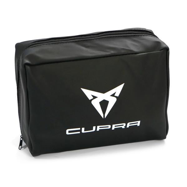 Original Seat CUPRA Sicherheitstasche Verbandtasche Warndreieck Warnweste 6H3093990