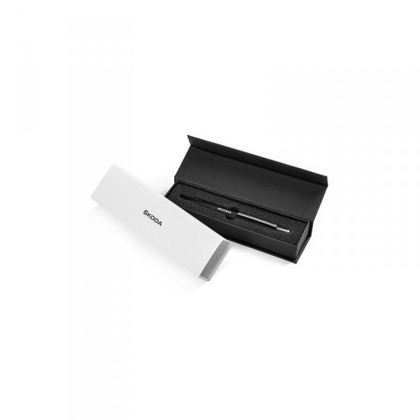 Original Skoda Kugelschreiber mit USB-Stick 8 GB Accessoires Stift schwarz