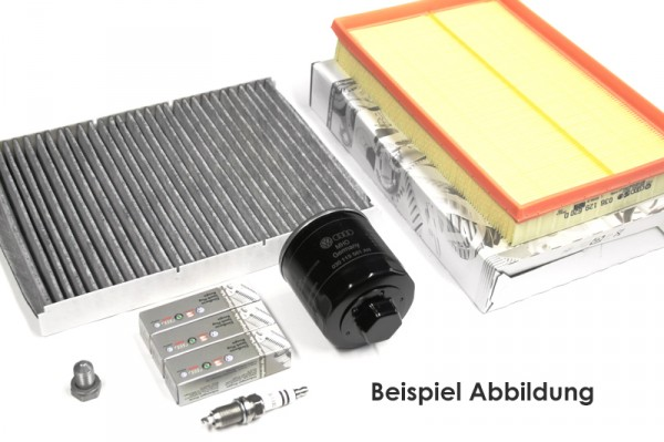 Inspektionspaket VW AUDI 1.2TSI - Motorcode CBZB CBZA