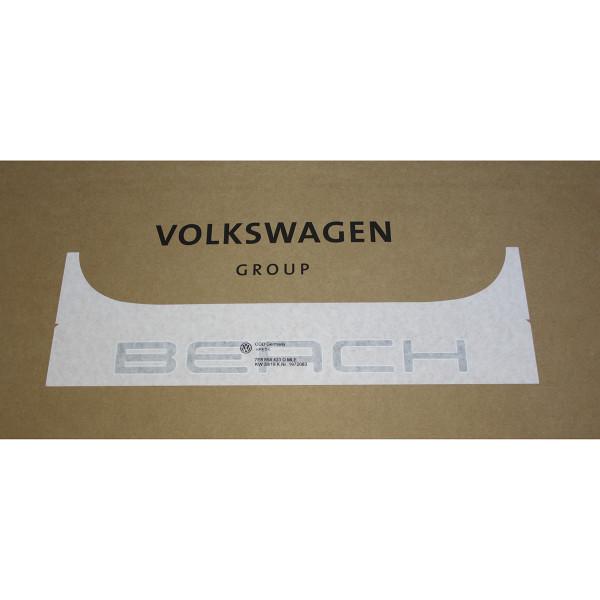 Original VW BEACH Folienschriftzug T5/T6 California Schriftzug Folierung