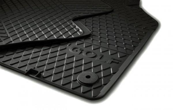 Golf 5 PLUS Original Gummi Fußmatten, vorn