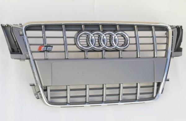 S5 Kühlergrill (Audi A5) grau, Original Tuning