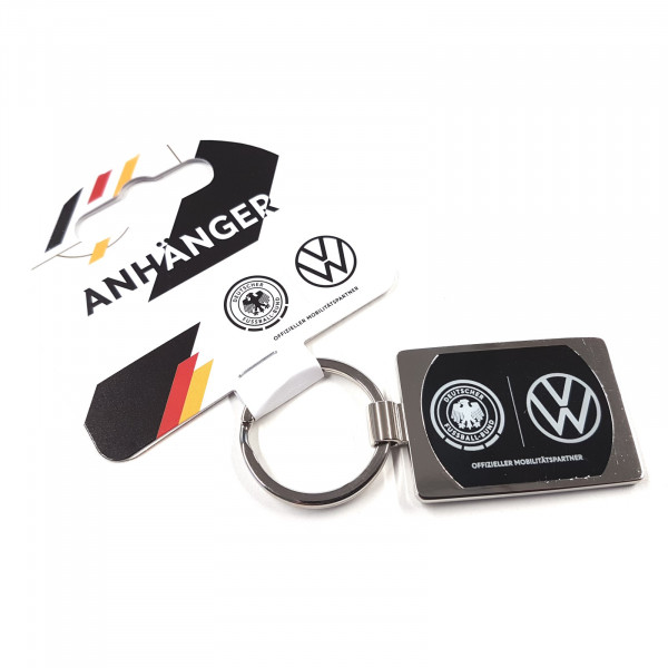 Original VW Schlüsselanhänger Deutschland Fußball DFB Fanartikel wedrivefootball Anhänger