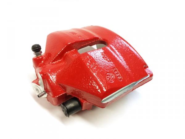 Original VW roter Bremssattel GTI Golf Polo Beetle Scirocco Bremsen vorn