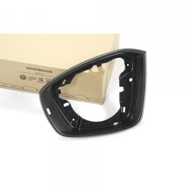 Original Skoda Octavia (5E) Spiegelrahmen links Blendring Außenspiegel