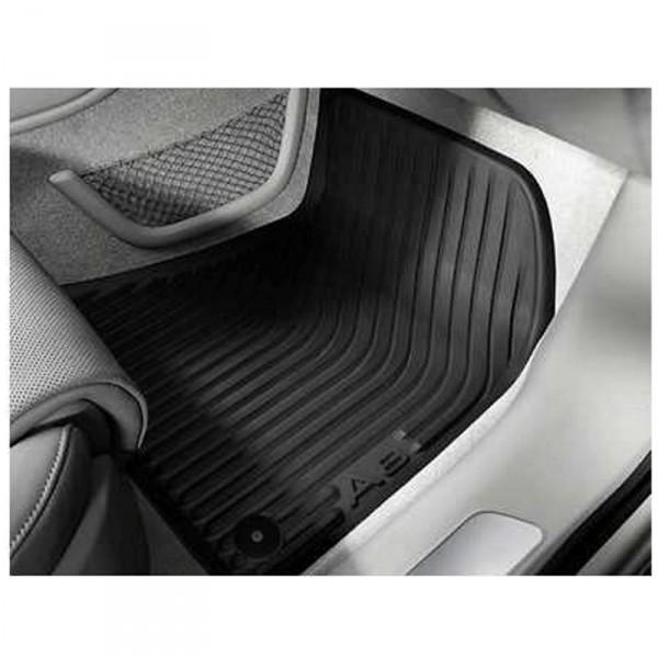 Audi A3 Gummifußmatten vorn Fußmatten Set Audi A3 Audi Zubehör Original
