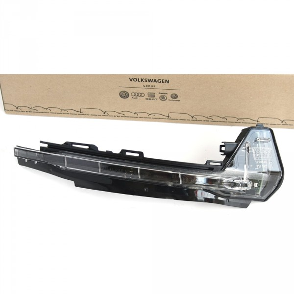 Original Audi A1 (8X) LED Blinkleuchte rechts Außenspiegel Blinker seitlich