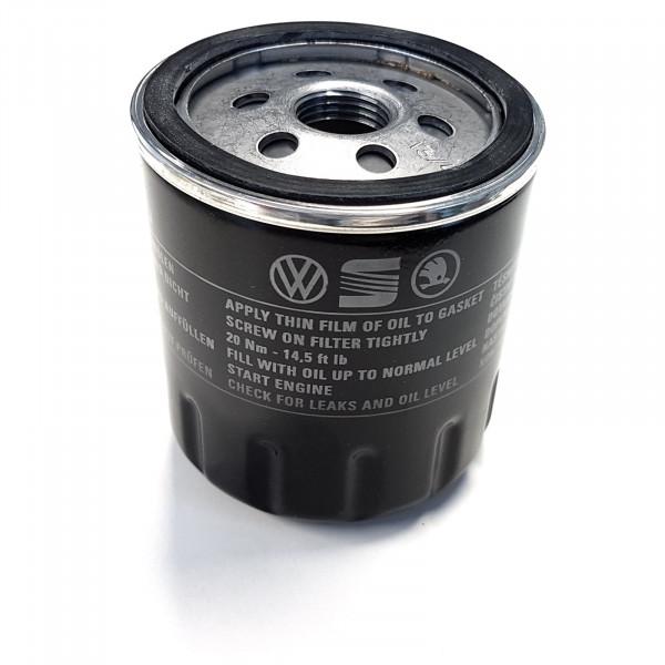 Ölfilter Original Skoda Filter Motorölfilter 047115561G