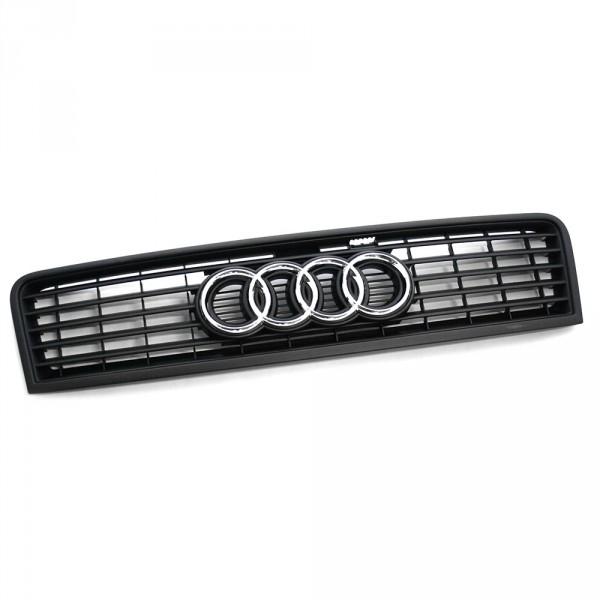 Original Audi A6 (C5 4B) Facelift Kühlergrill Exterieur Grill schwarz