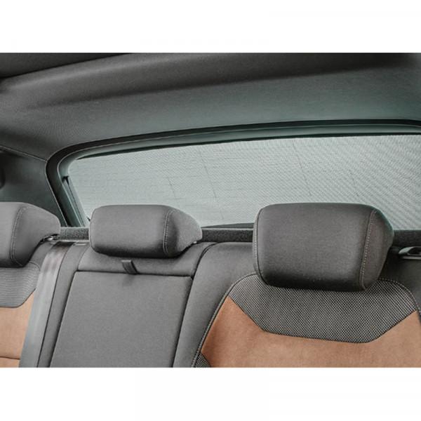 Original Seat Ateca Sonnenschutz hinten Heckscheibe Sonnenrollo Fahrzeugklima