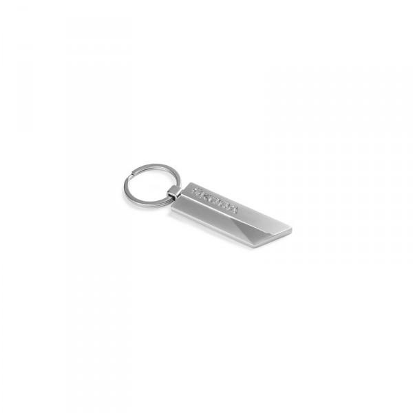 Original Skoda Metall-Schlüsselanhänger Anhänger Keyring Accessoires