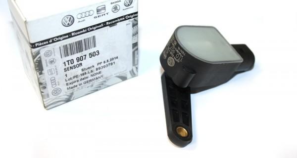 Niveausensor Original VW Audi Xenon Sensor Leuchtweitenregelung 1T0907503