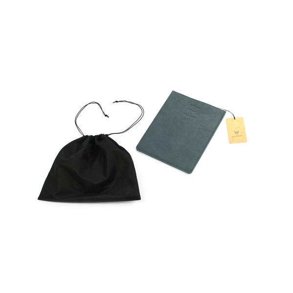 Original Seat Cupra iPad-Hülle Trakatan Leder Tablet Schutzhülle Case Cover blau