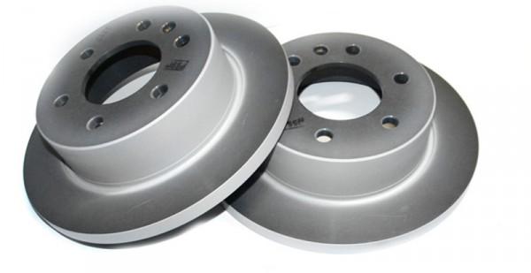 Original VW Bremsscheiben Crafter 2E Hinterachse 5.0t zul. Gesamtgewicht 0WF