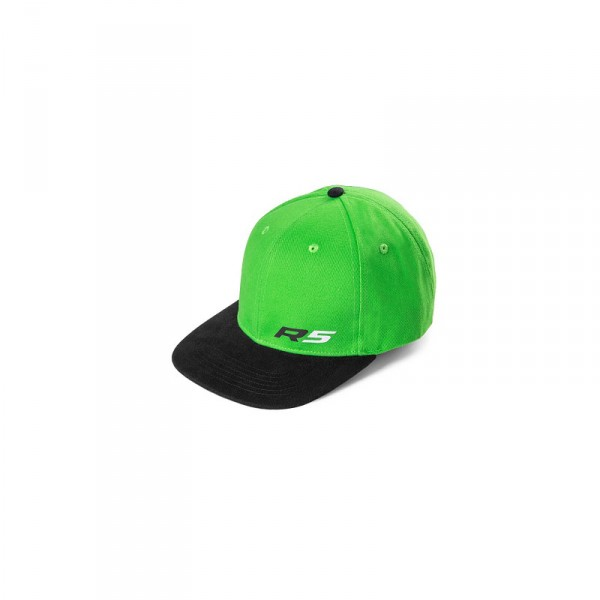 Original Skoda Baseballcap Motorsport grün Basecap Mütze Cap