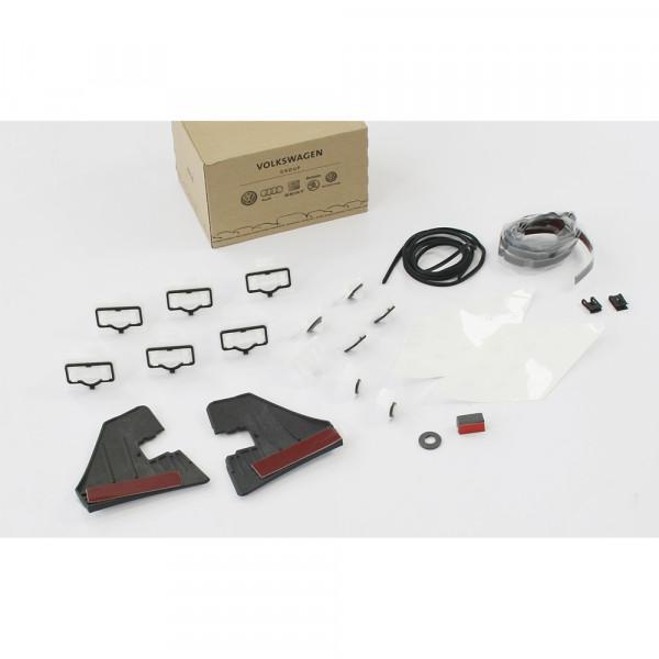 Original Audi TT (8S) Satz Klebebänder Befestigungsteile Montageteile für Schweller