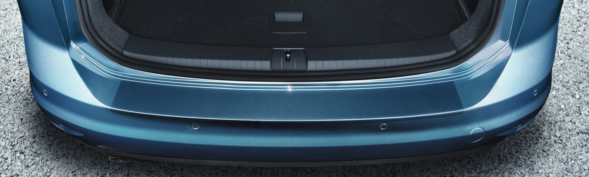 Ladekantenschutz für  VW TOURAN 4  5T Lackschutzfolie Transparent schutzfolie